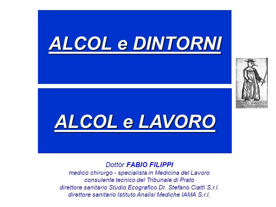 ALCOL e DINTORNI ALCOL e DINTORNI Riflessioni sulluso dellalcol Perchè alcol e dintorniPerchè alcol e dintorni .