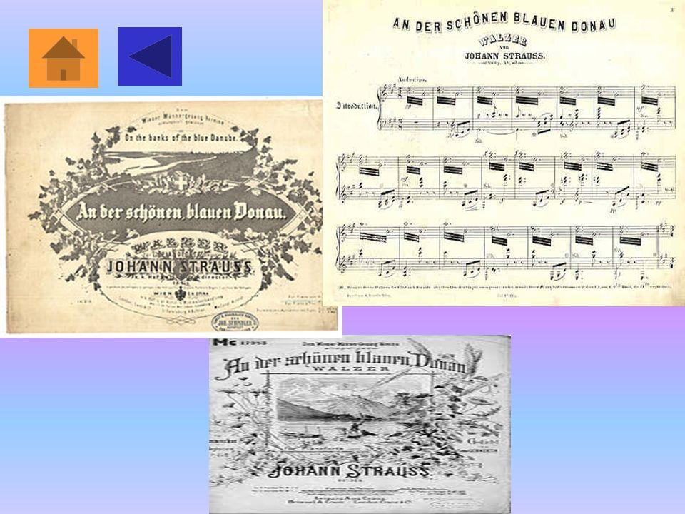 Sul bel Danubio blu An der schönen blauen Donau (Sul bel Danubio blu) op. 314, è un valzer di Johann Strauss jr. Il valzer di Strauss, An der schönen