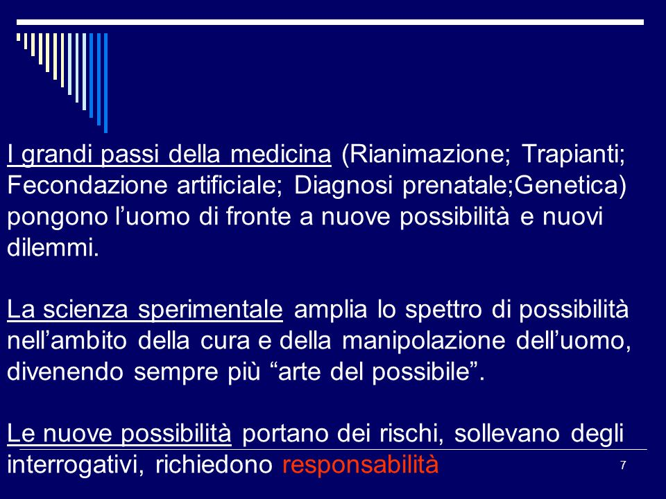 198 3. IL PRINCIPIO DI LIBERTÀ E RESPONSABILITÀ