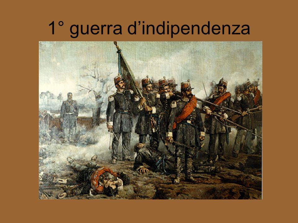 1° guerra dindipendenza