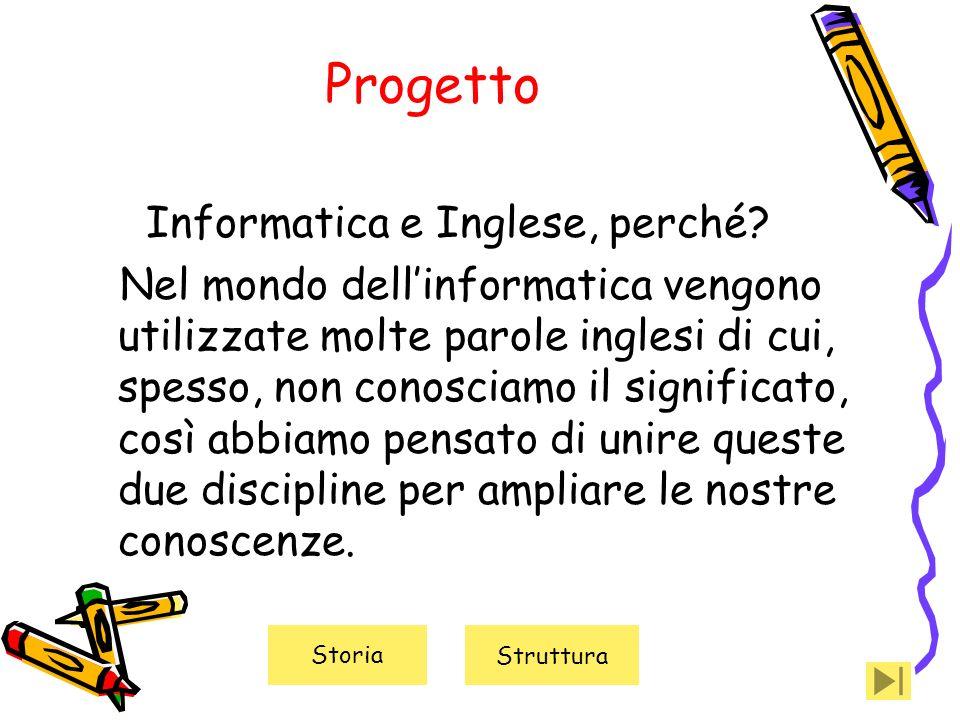 I & I Inglese e Informatica Ipertesto realizzato dagli alunni della classe IV a.s. 2002/2003