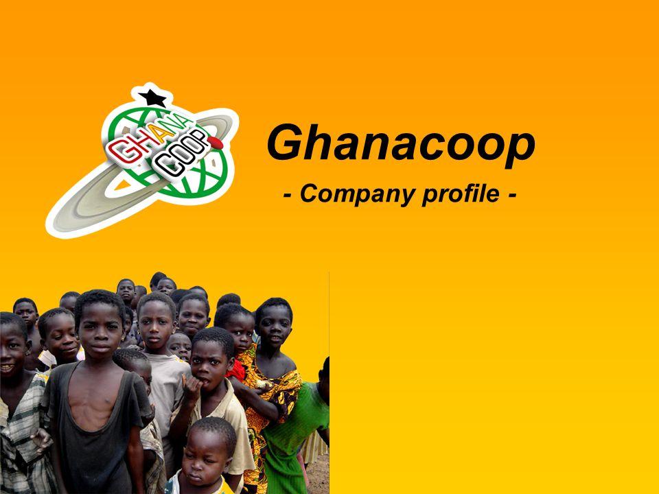 Il progetto Ghanacoop Il progetto Ghanacoop nasce con la mission di rendere gli immigrati ghanesi agenti di sviluppo economico e sociale nel rapporto tra la comunità in cui vivono e le loro comunità di provenienza in Ghana.