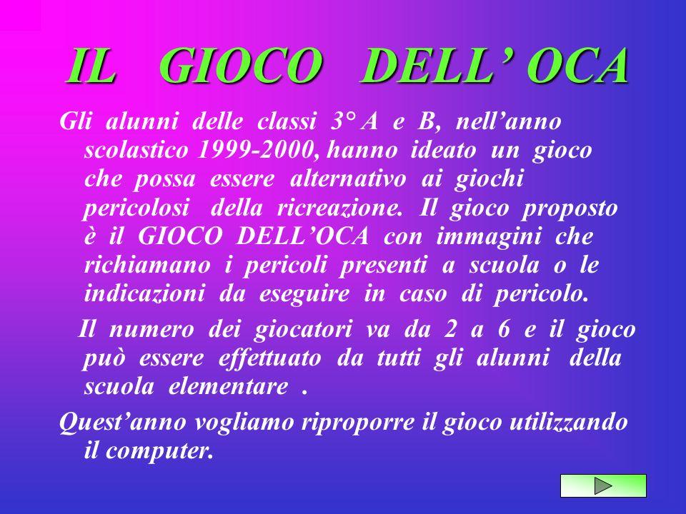 IC Castel d'Ario (MN) LE CLASSI : 4 A – 4 B PRESENTANO ins. Vera Caramanti e Anna Maria Gozzi dir.sc. Patrizia Graziani
