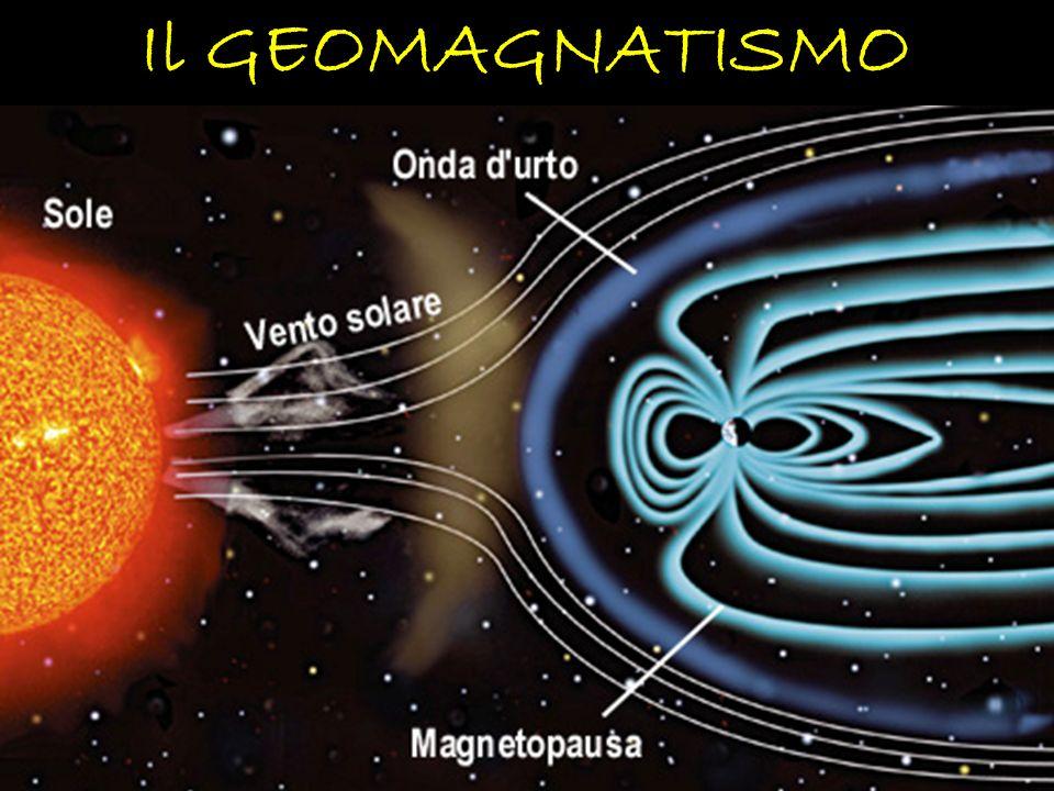 Titolo : Il geomagnetismo Istituto : Liceo G.Veronese di Chioggia (VE) Indirizzo: scientifico Brocca Anno : 2006/2007 Autore : Giorgia Boscolo V C