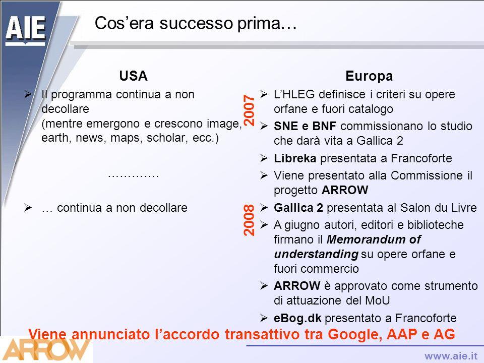 www.aie.it Gli argomenti 4 – Libertà di espressione Cè sempre un rapporto tra monopolio e libertà di espressione La cosa è evidente sin dal testo dellaccordo Art.