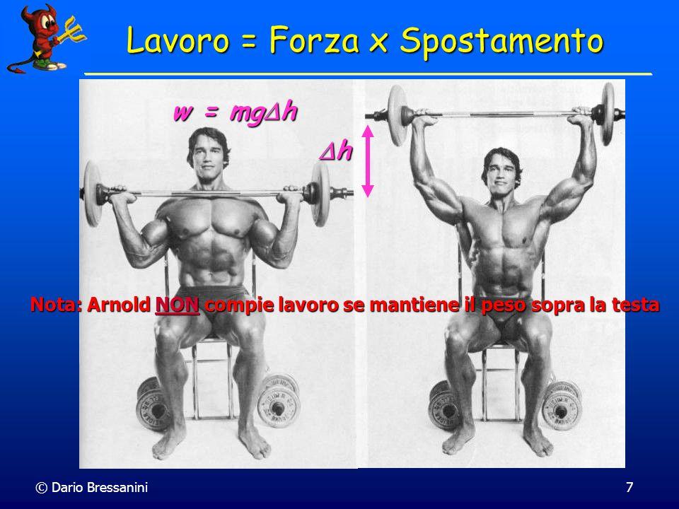 © Dario Bressanini38 Equilibrio e non-Equilibrio Equilibrio Non Equilibrio