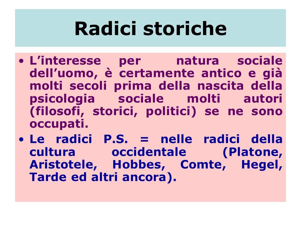Cognitivismo O OR S Markus e Zajonc (1985) Ruolo attivo e costruttivo dellorganismo conoscente