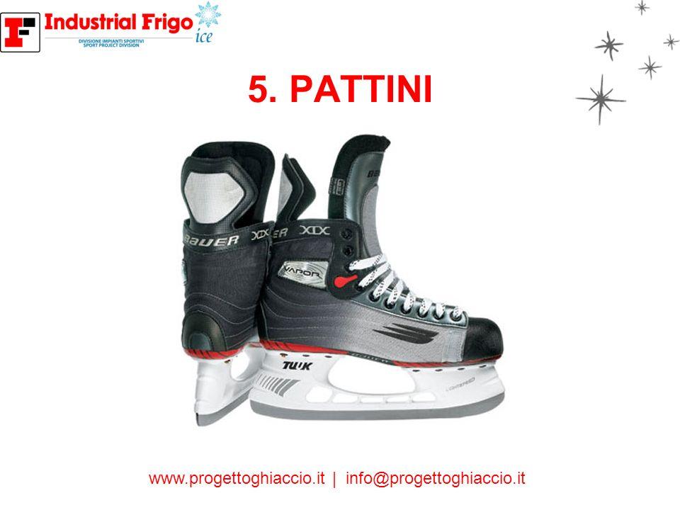 www.progettoghiaccio.it | info@progettoghiaccio.it 6.