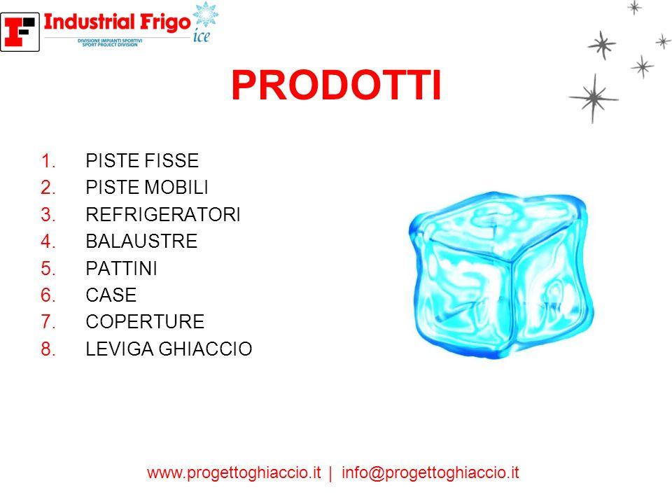 www.progettoghiaccio.it | info@progettoghiaccio.it 1. PISTE FISSE