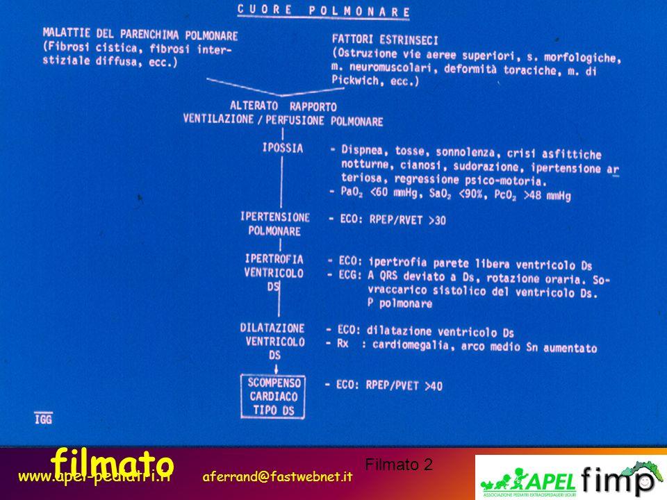 www.apel-pediatri.it aferrand@fastwebnet.it filmato Filmato 2