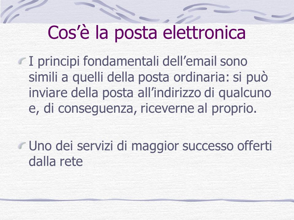 http://www.katamail.it E altri dati personali… Inserire i dati personali richiesti dal fornitore del servizio.