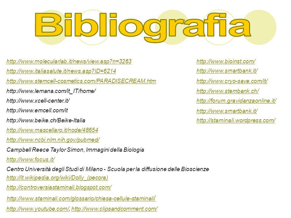 http://www.molecularlab.it/news/view.asp?n=3263 http://www.italiasalute.it/news.asp?ID=6214 http://www.stemcell-cosmetics.com/PARADISECREAM.htm http:/