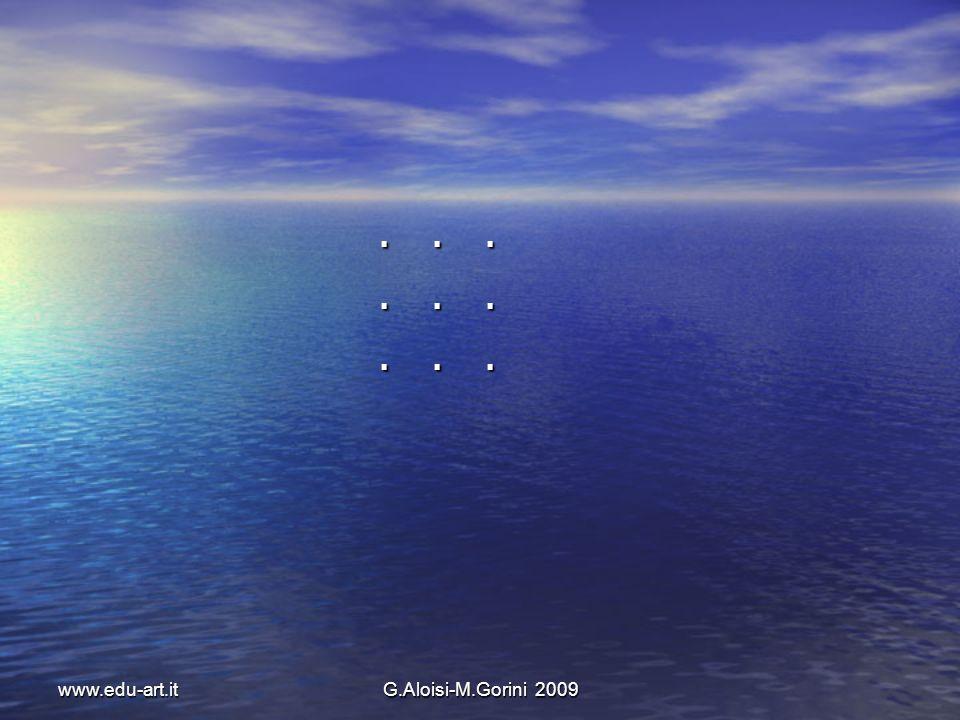 www.edu-art.itG.Aloisi-M.Gorini 2009......
