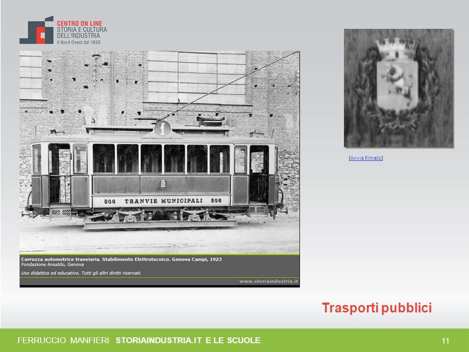 10 FERRUCCIO MANFIERI STORIAINDUSTRIA.IT E LE SCUOLE fonte: www.theclydebankstory.com La città e il cantiere