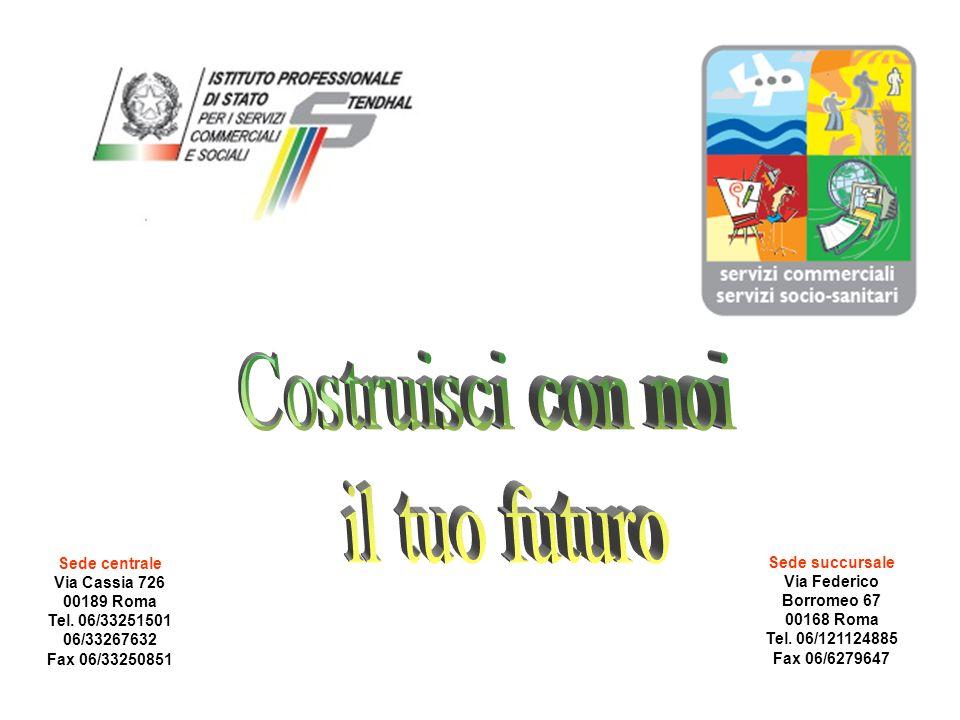Sede centrale Via Cassia 726 00189 Roma Tel.
