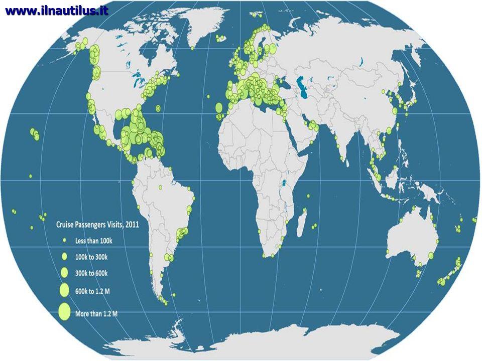 WORLD CRUISING PLAYER MSC CROCIERE ROYAL CARIBBEAN CARNIVAL CRUISE www.ilnautilus.it