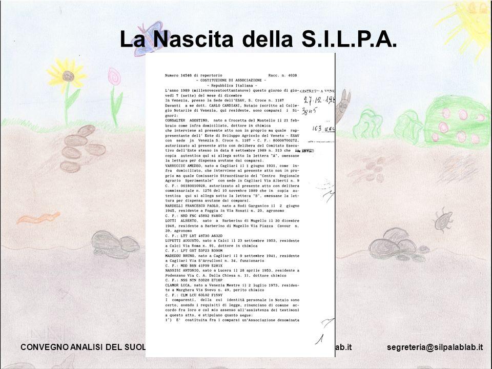 S.I.L.P.A.