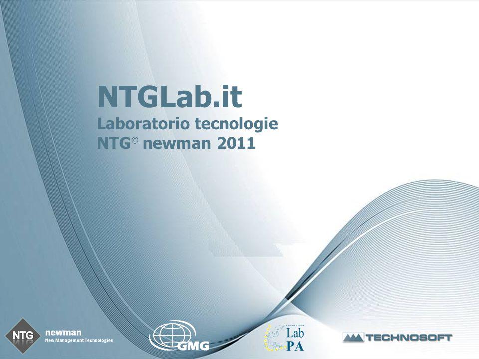 Page 13 NTGLab.it NTG newman 2011 Posizioni di lavoro e attività Ogni posizione di lavoro, occupata da uno o più dipendenti, suddivide percentualmente il tempo nelle varie attività previste, sia istituzionali che di funzionamento.