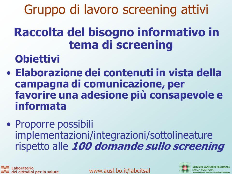 www.ausl.bo.it/labcitsal 1.