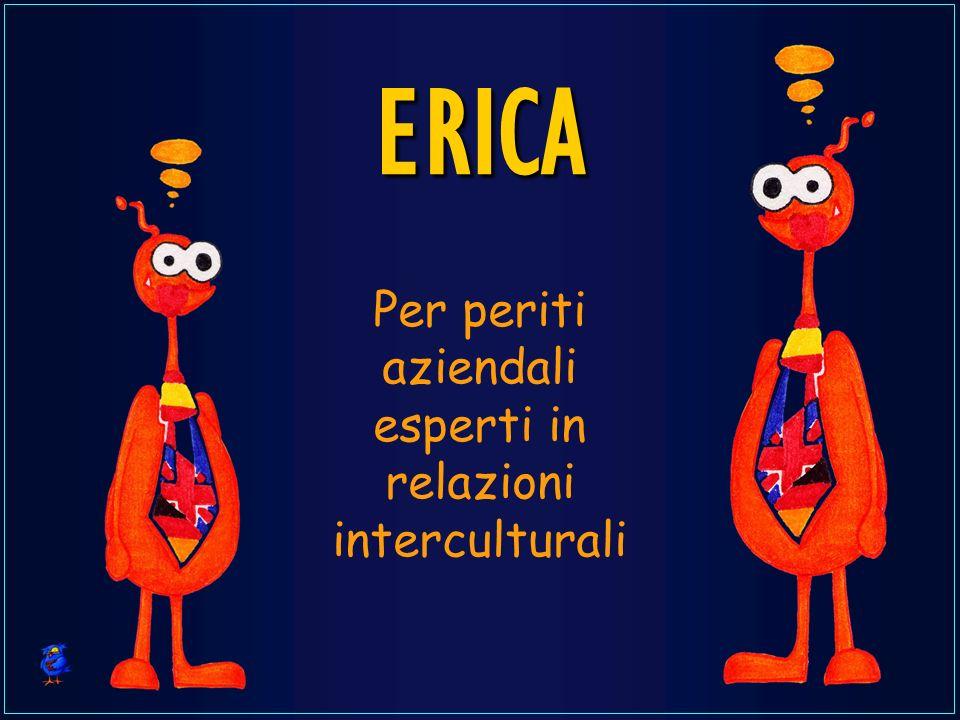 ERICA Per periti aziendali esperti in relazioni interculturali