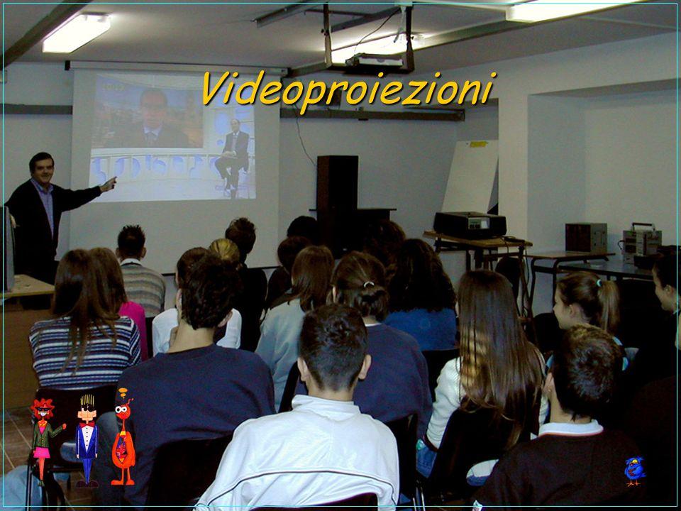 Videoproiezioni