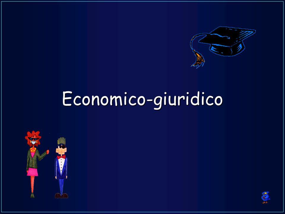 Economico-giuridico