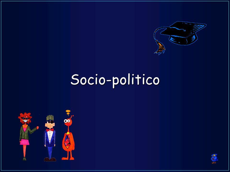 Socio-politico