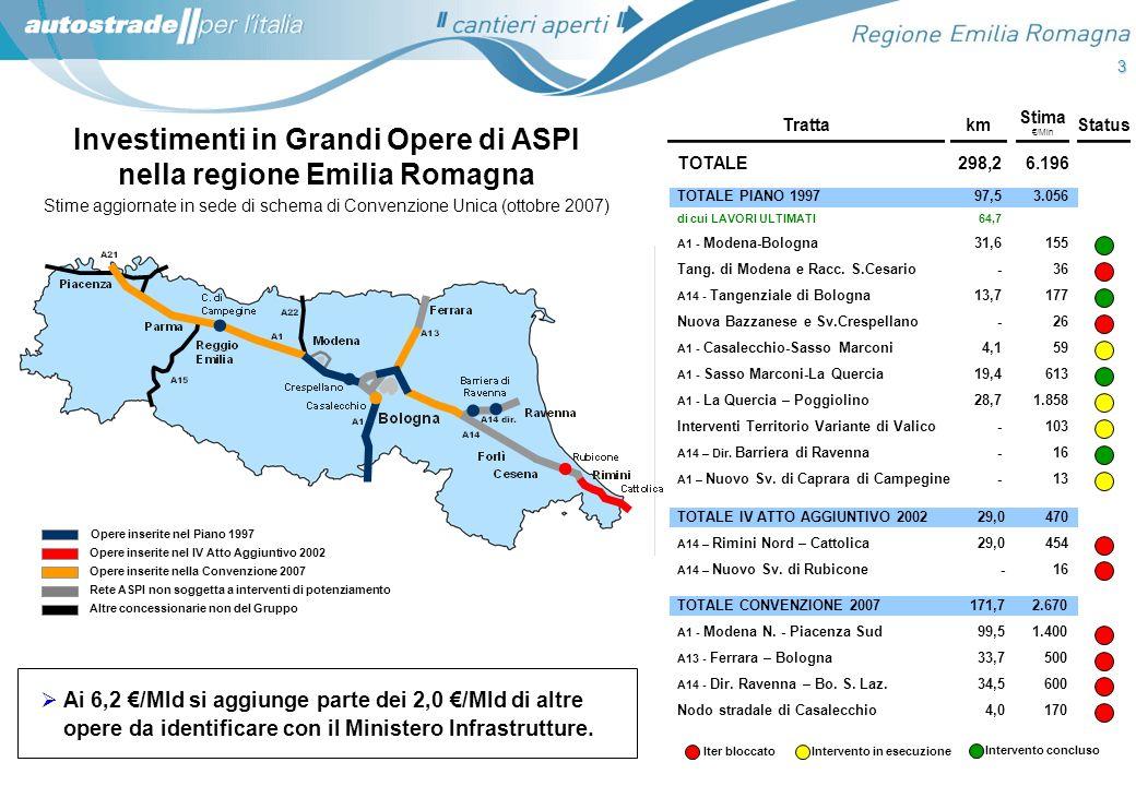 4 Sistema Autostradale e Tangenziale di Bologna