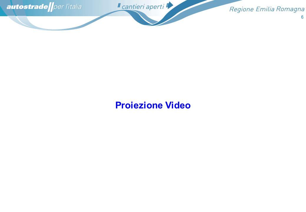 6 Proiezione Video
