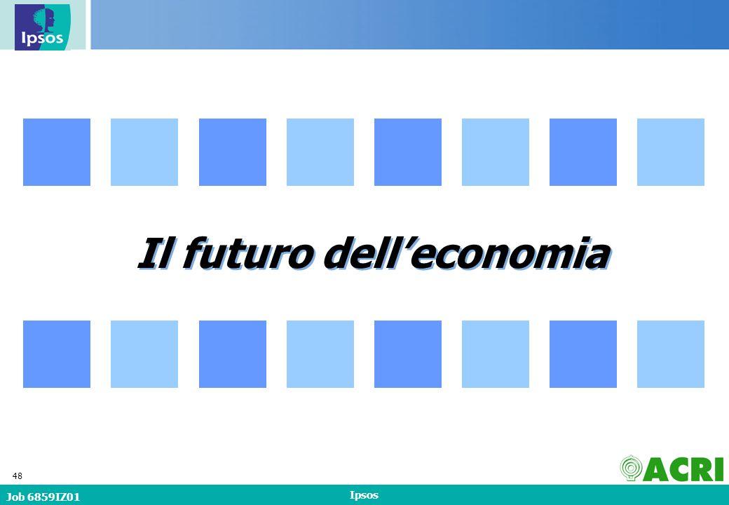 Job 6859IZ01 Ipsos 48 Il futuro delleconomia