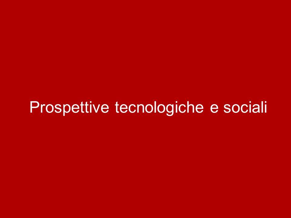 Prospettive tecnologiche e sociali