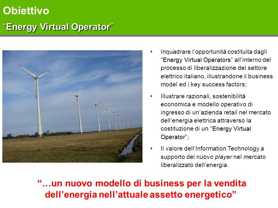 Energy Virtual Operator Back Office e TradingEnergy Virtual Operator & IT Back Office e Trading