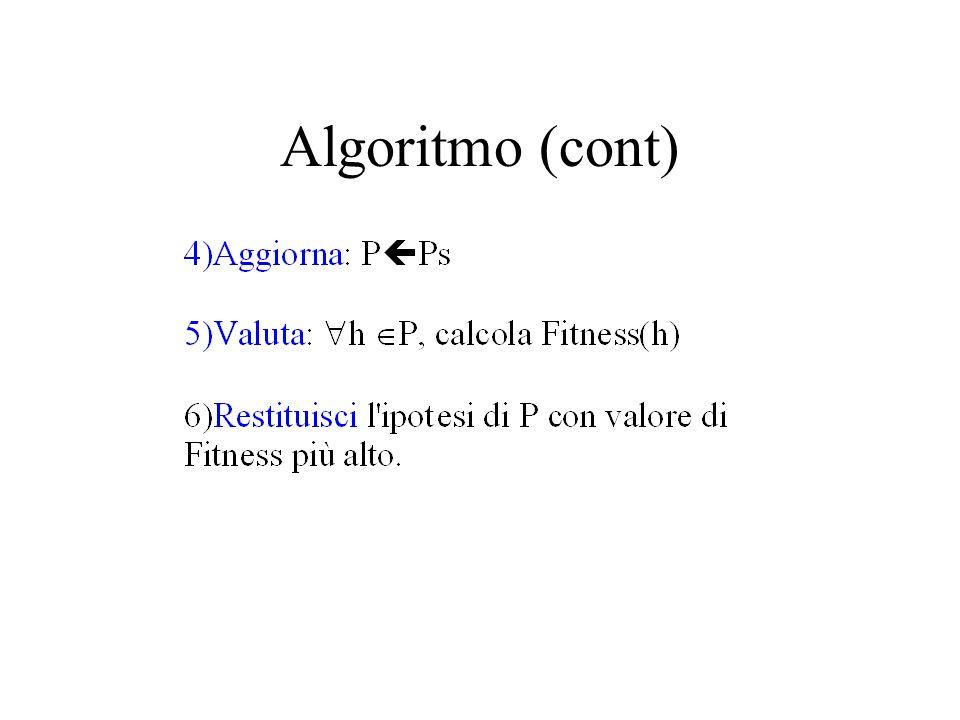 Algoritmo (cont)