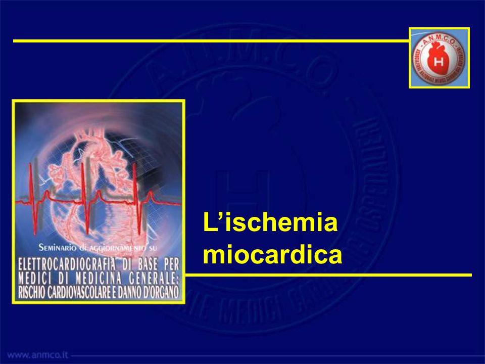 Lischemia miocardica