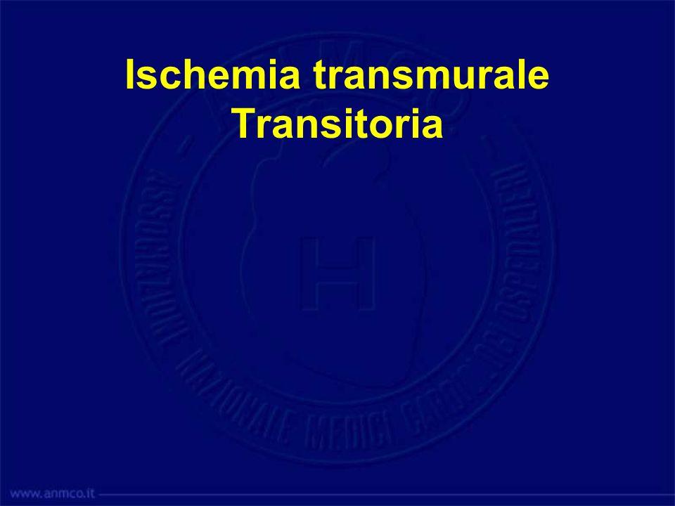 Ischemia transmurale Transitoria