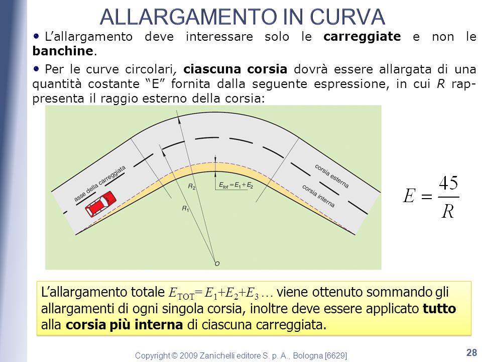 Copyright © 2009 Zanichelli editore S. p. A., Bologna [6629] 29