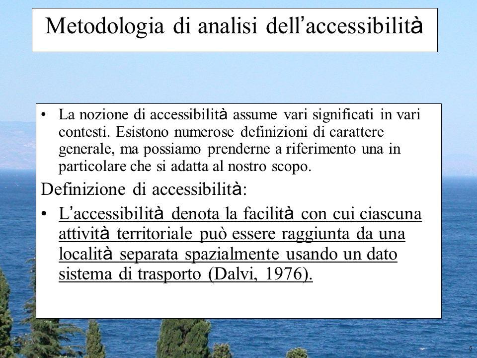 16 Valutazione dellaccessibilità TPL in Provincia di Livorno * * Fonte Piano di Bacino TPL 2009 Provincia di Livorno