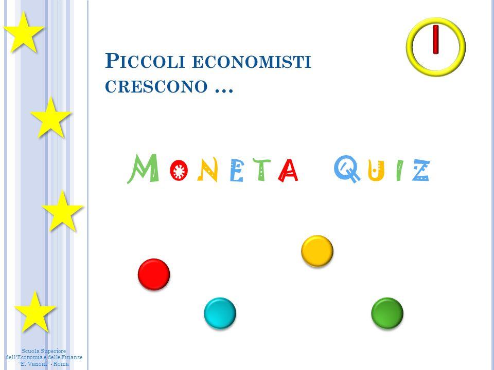 Scuola Superiore dellEconomia e delle Finanze E.