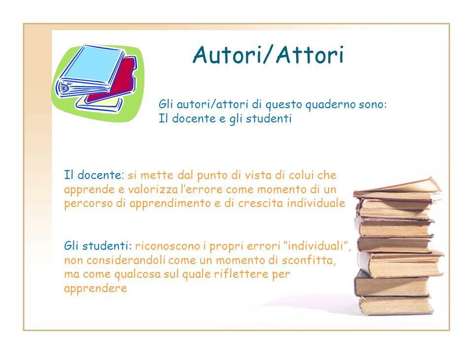 Gli errori ortografici in italiano Perché.