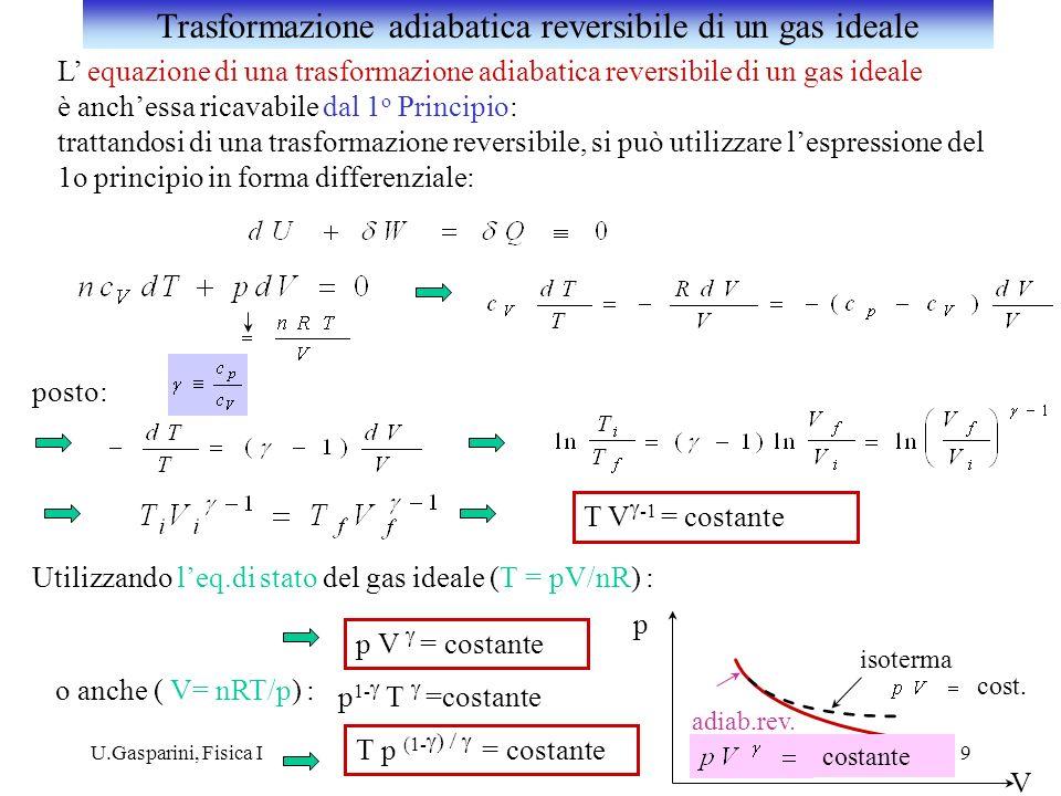 U.Gasparini, Fisica I10 adiab.rev.
