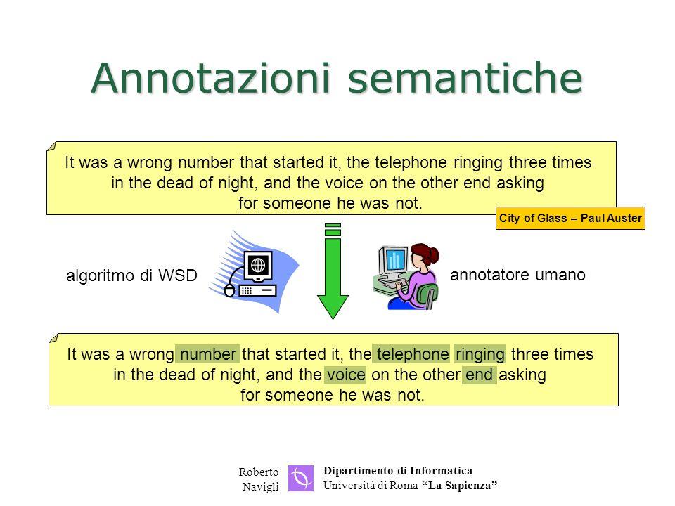Dipartimento di Informatica Università di Roma La Sapienza Roberto Navigli Partire da un esempio Un buon esempio su cui costruire il tool è GraphEd.java che si trova nella cartella: examples\org\jgraph\example