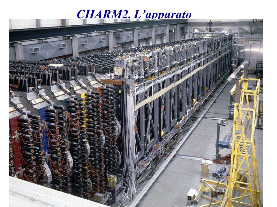 11/10/2013 C.8 A. Bettini 19 CHARM2. Lapparato