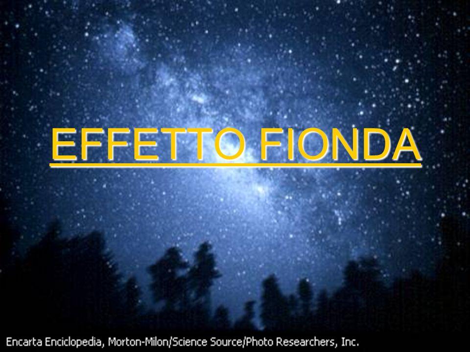 EFFETTO FIONDA EFFETTO FIONDA