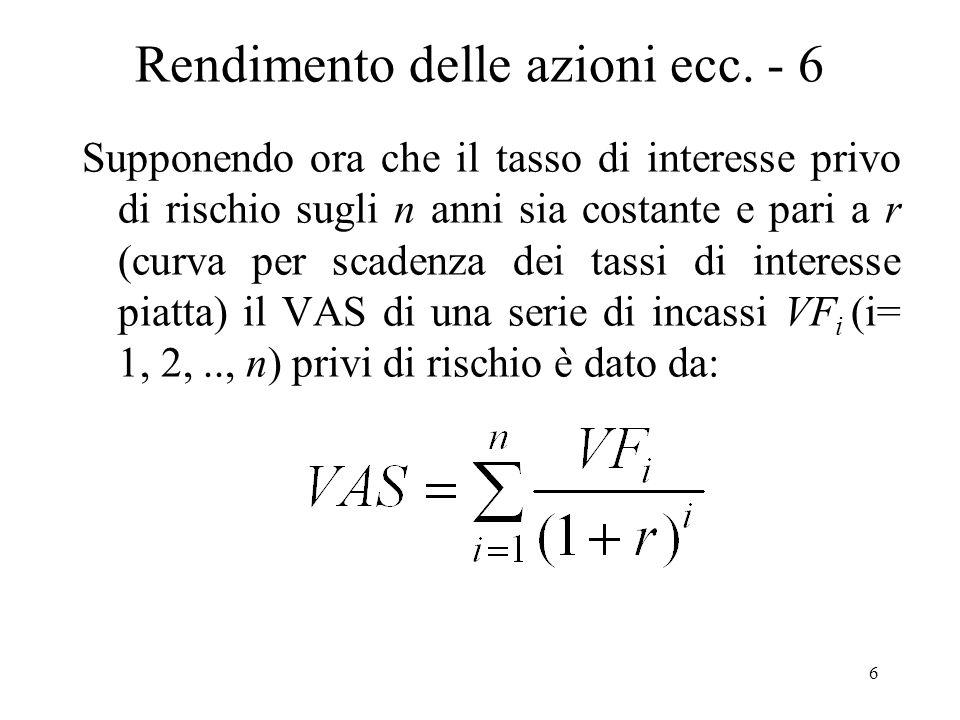 Ordinabilità Supponiamo che esista il seguente ordine di preferenze: x>y>z e x>u>z Vale a dire u e y sono due esiti entrambi compresi tra x e z, attribuendo a z ed a x diverse probabilità, è possibile trovare un prospetto equivalente a y e uno equivalente a u.