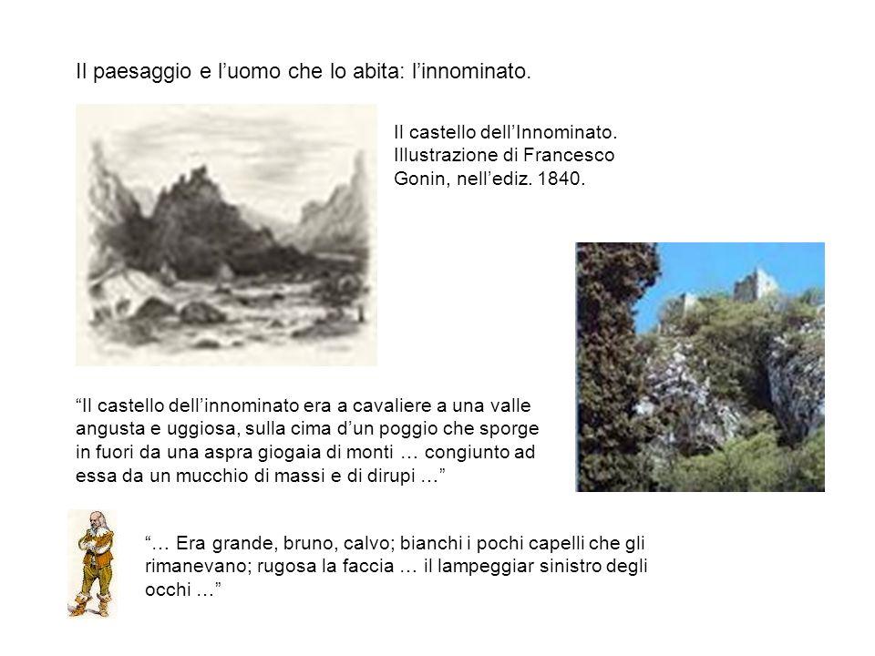 Il passaggio dellAdda fatto da Renzo Allalba Renzo torna alla riva dellAdda, sotto … quel cielo di Lombardia, così bello quandè bello, … [ma Renzo] … badava alla sua strada … Losservatore, Renzo, non vede tutto il paesaggio, ma solo il suolo che deve percorrere.