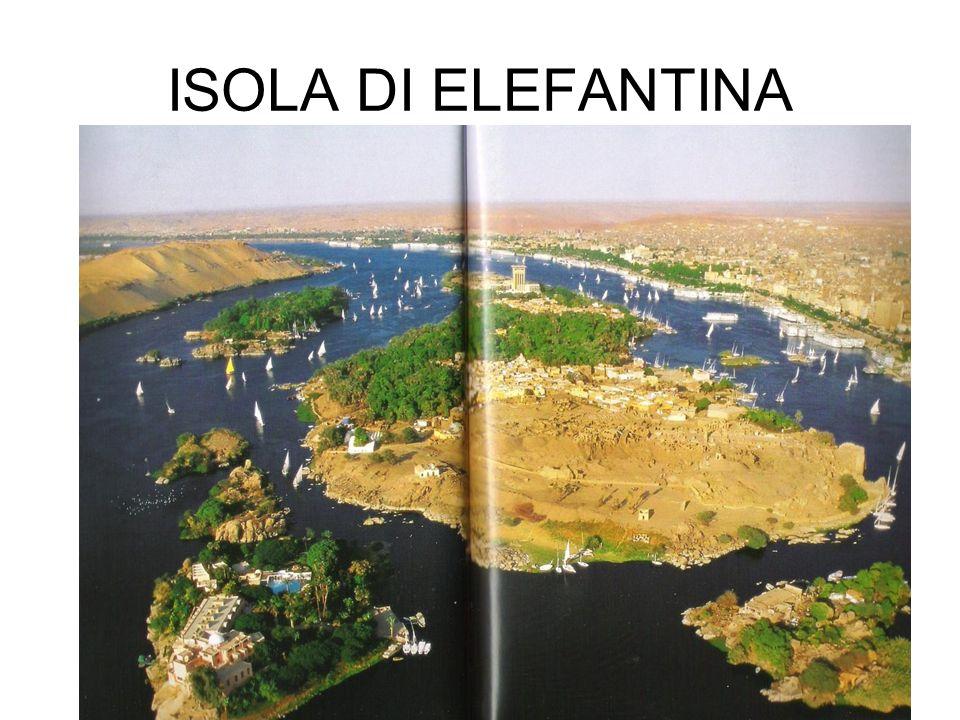ISOLA DI ELEFANTINA
