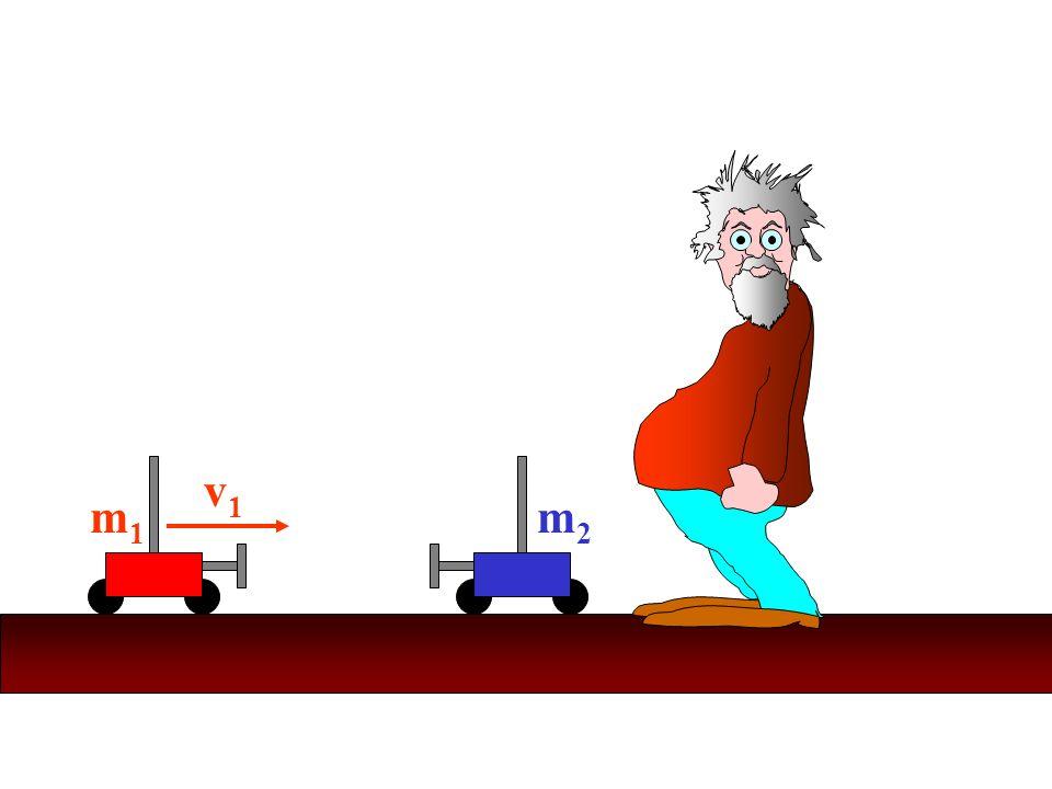 ricaviamo dalla prima equazione lincognita w 2 m 1 v 1 = m 1 w 1 +m 2 w 2 m 1 v 1 - m 1 w 1 = m 2 w 2 m 1 v 1 - m 1 w 1 m2m2 = w2w2