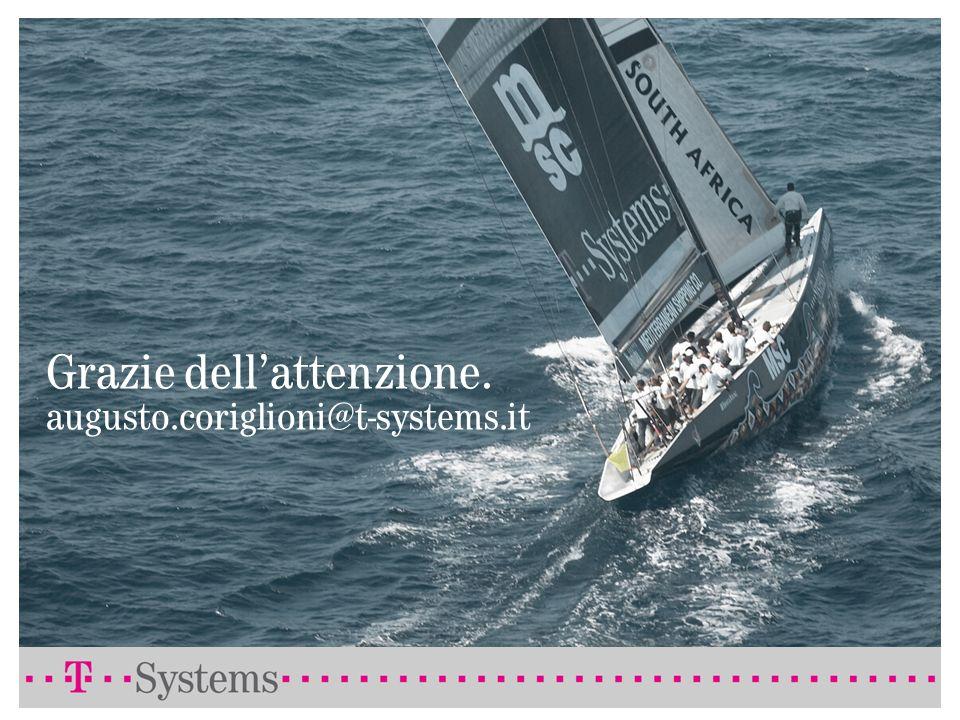 Un caso di successo in Italia. Policlinico Universitario Agostino Gemelli. Progetto di ICT full outsourcing realizzato da T-Systems Italia. Utilizzo d