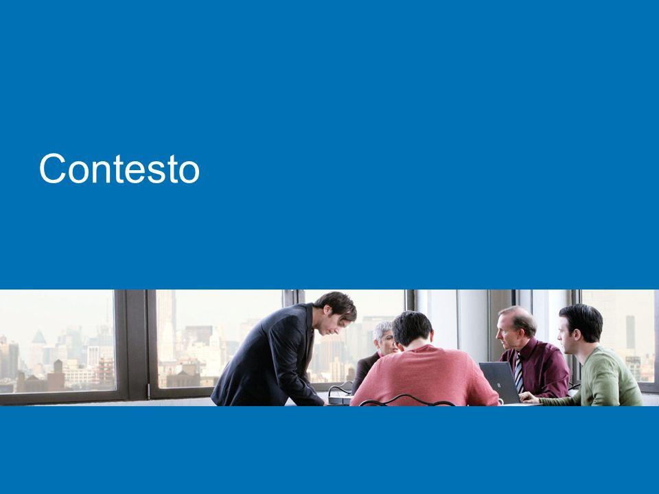4 Il contesto La necessità di razionalizzare le infrastrutture IT attraverso un processo di consolidamento è una esigenza riconosciuta: la risposta di HP è un ambiente semplificato, automatizzato e basato su tecnologie standard che consentono l interoperabilità e la realizzazione di economie di scala.