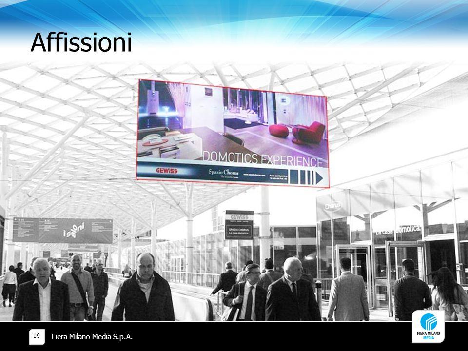 Affissioni Fiera Milano Media S.p.A. 19